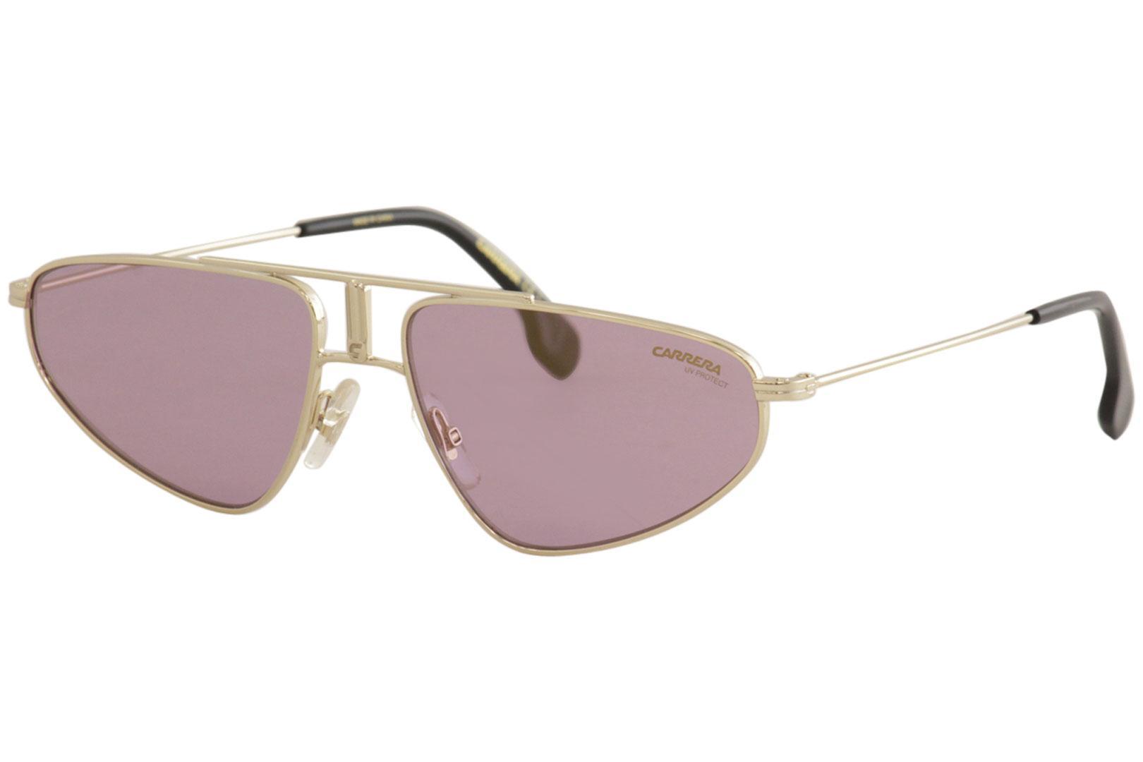 5e1d1e703743 Carrera Gipsy/S GipsyS HMF/V4 Black/White Aviator Sunglasses 64mm