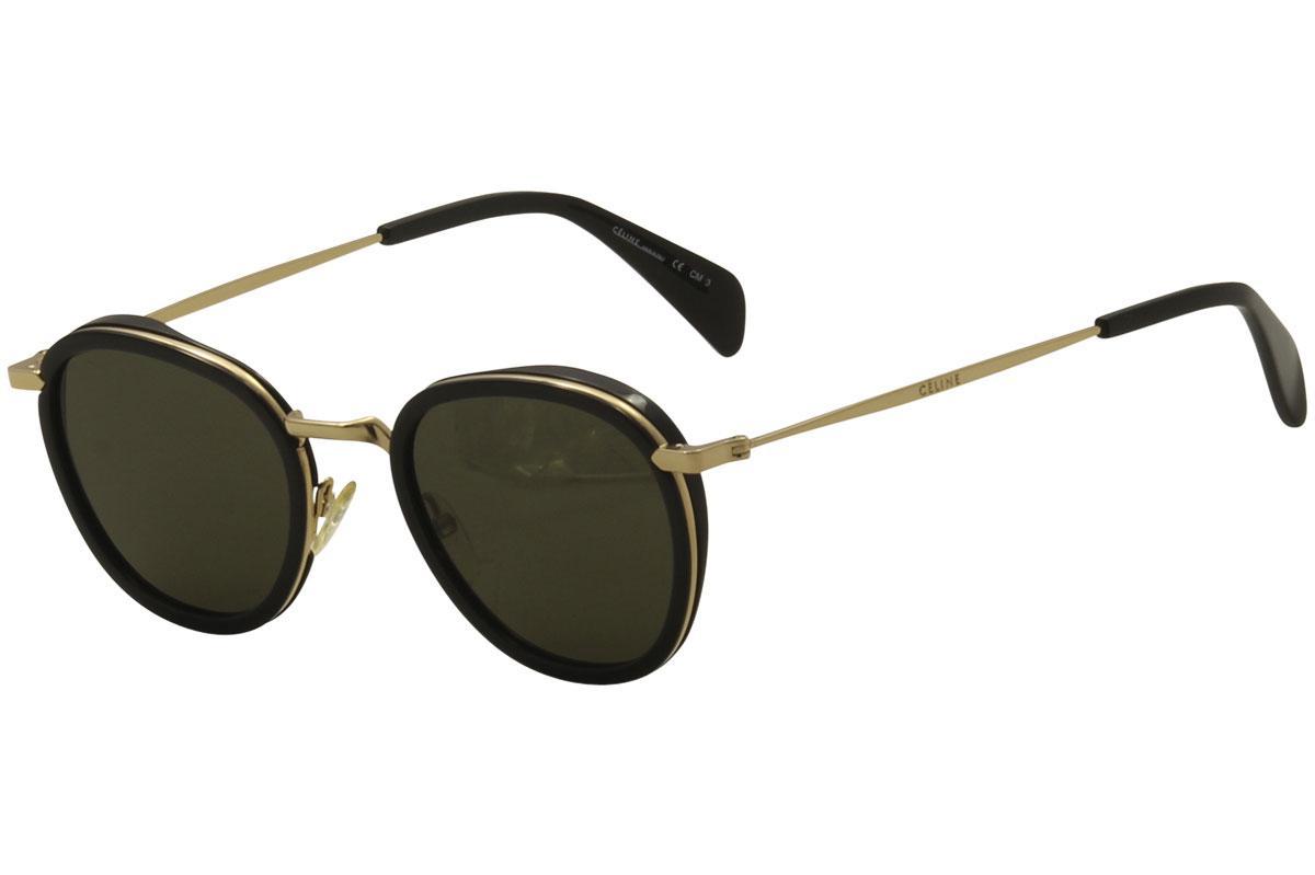 4616309632b4 Celine Women s CL41423S CL 41423 S Round Sunglasses by Celine