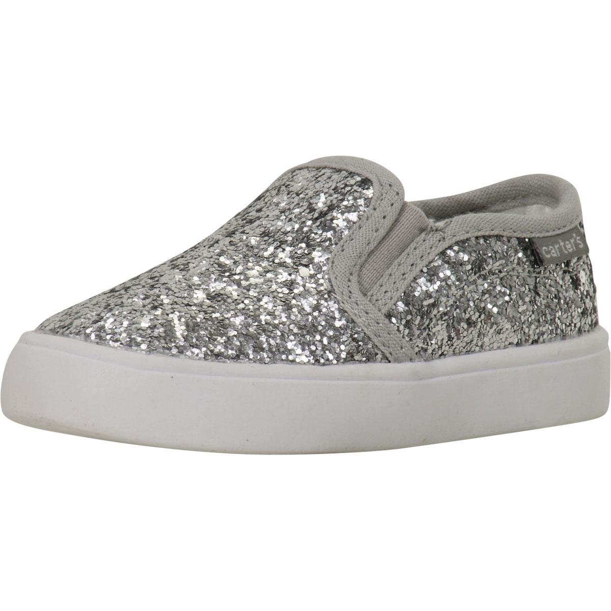 a699ec87677 Carter s Toddler Little Girl s Tween5 Glitter Loafers Shoes by Carter s