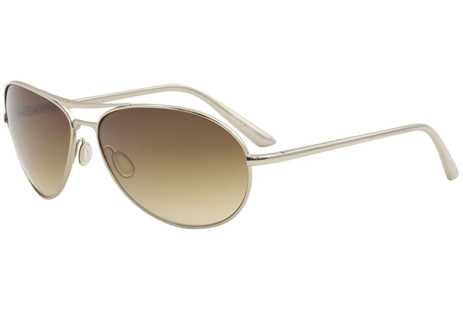 2aa5f8649b7d Dita Men s Flight 7800 Fashion Pilot Titanium Sunglasses