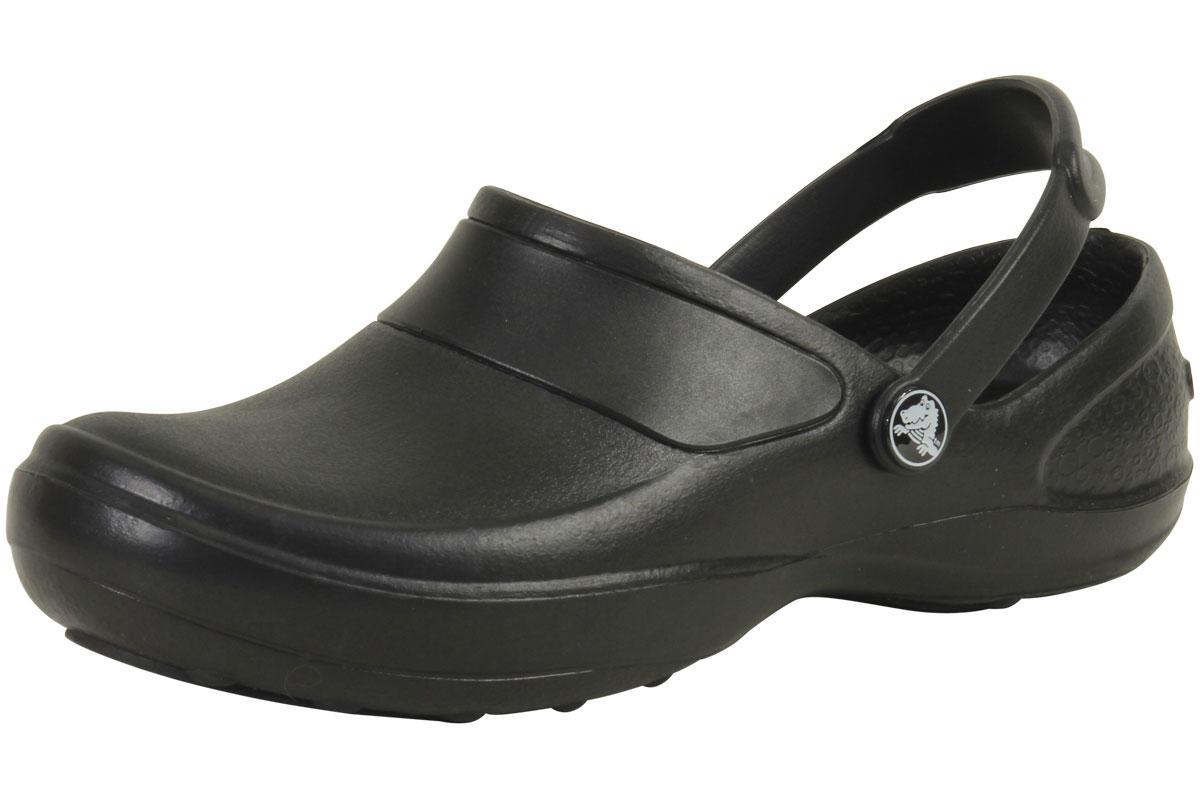 9e95936a3d464f Crocs At Work Women s Mercy Slip Resistant Clogs Sandals Shoes by Crocs