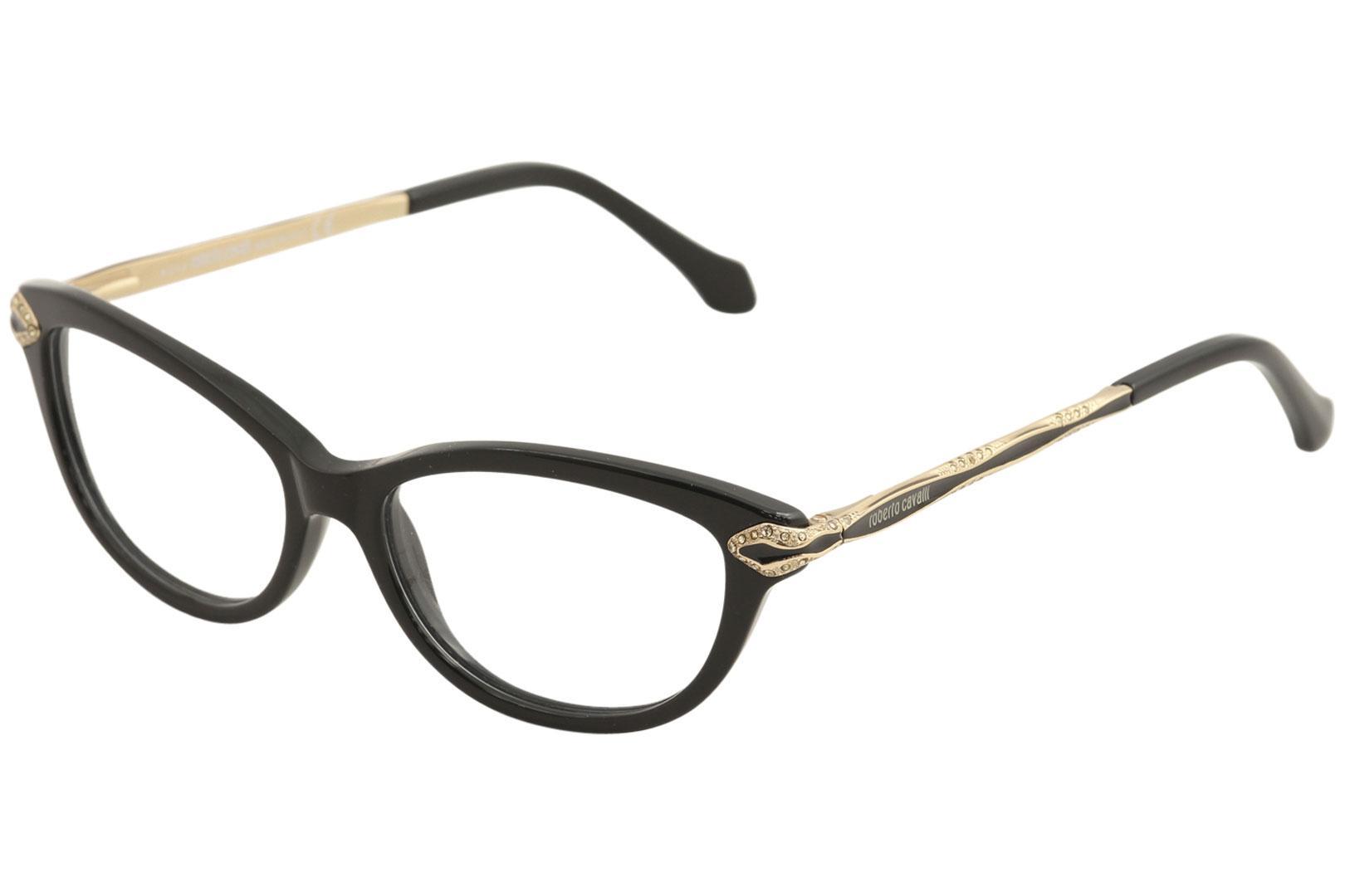 29b816d1888 Roberto Cavalli Women s Eyeglasses Alkalurops 813 Full Rim Optical Frame