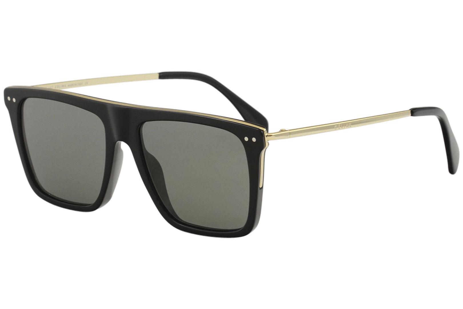 9aa8f0491cca Celine Women's CL40015I CL/40015/I Fashion Square Sunglasses by Celine