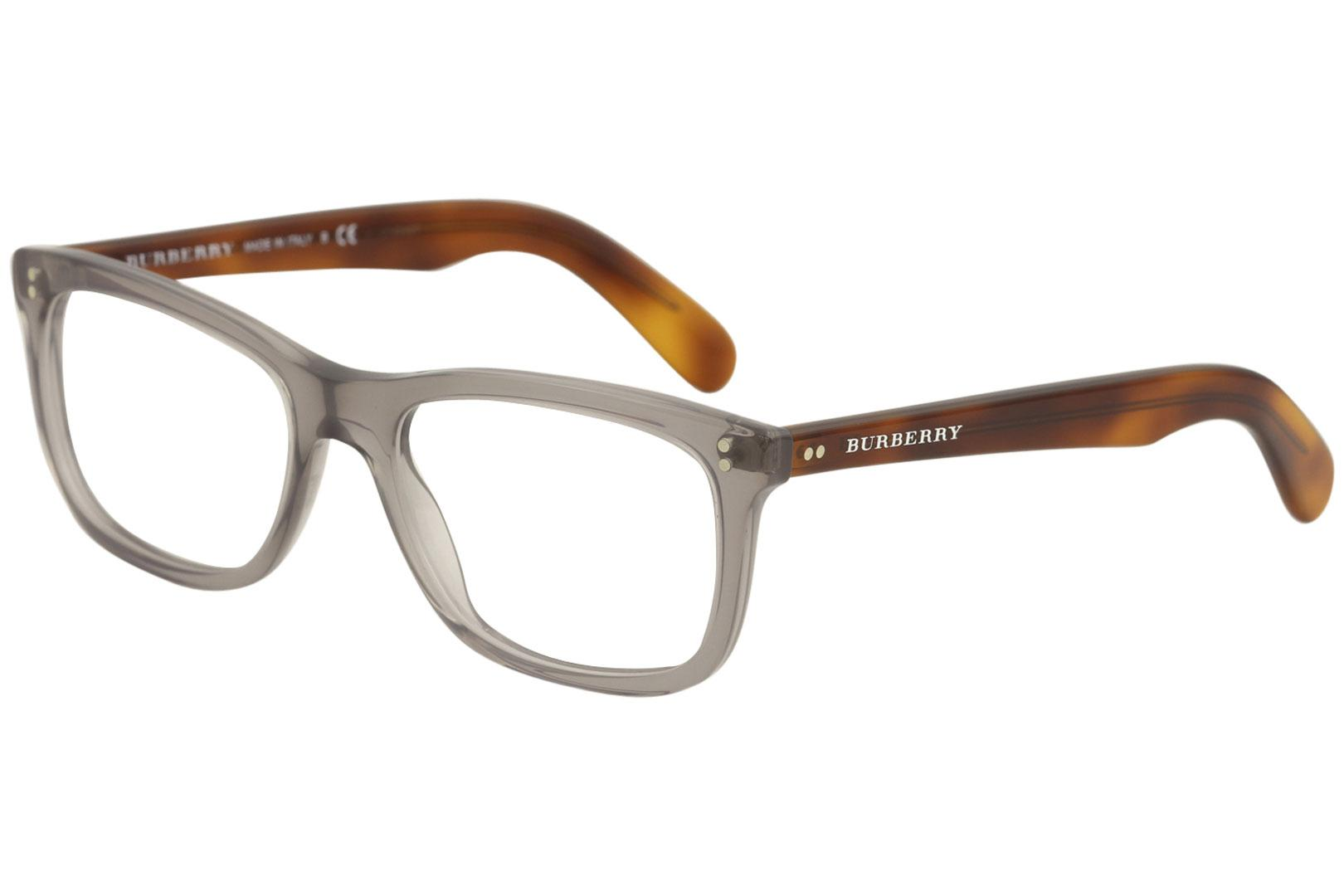 111ec990f2f1 Burberry Men's Eyeglasses BE2212 BE/2212 Full Rim Optical Frame by Burberry