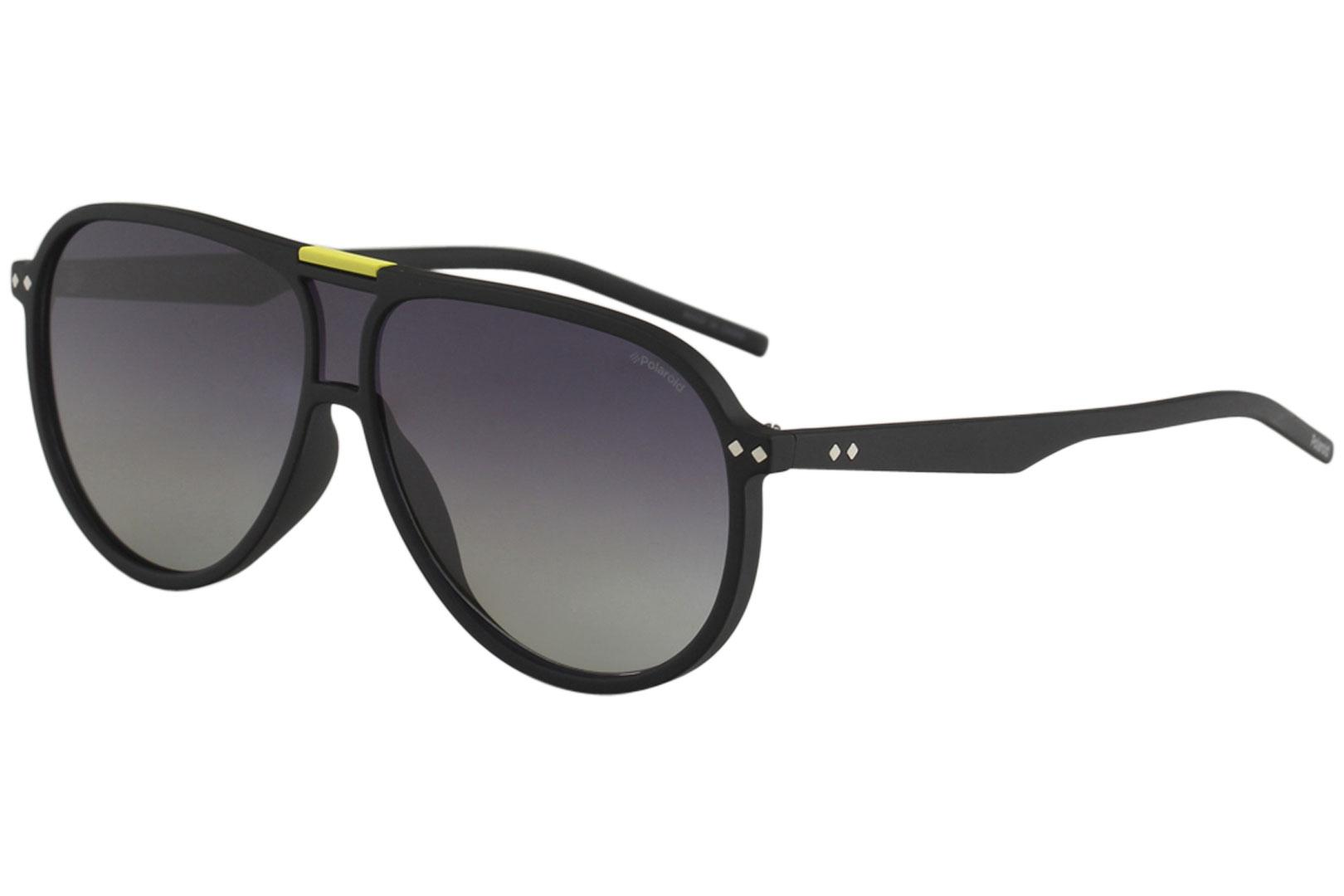 a8b3a8f3251 Polaroid PLD6025S PLD 6025 S Fashion Pilot Shield Polarized Sunglasses by  Polaroid. Touch to zoom