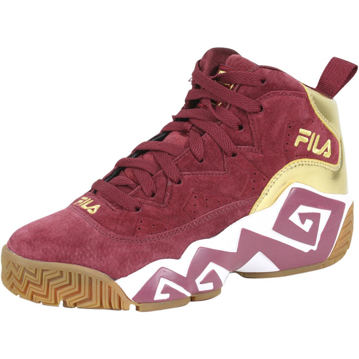 75c3d664b163 Fila Men s MB High-Top Sneakers Shoes
