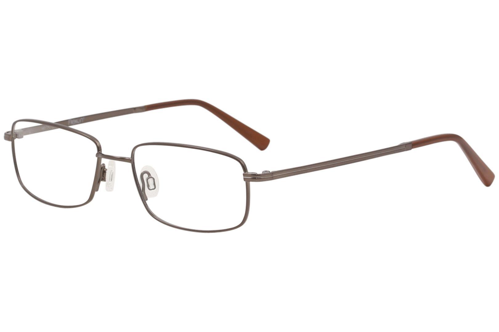 3d09019351 Flexon Men s Eyeglasses Hemingway 600 Full Rim Optical Frame by Flexon