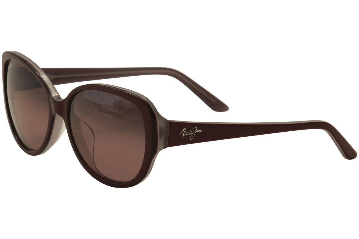 108b0e237eb49 Maui Jim Women s Swept Away MJ733 MJ 733 Polarized Fashion Sunglasses by  Maui Jim