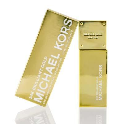Image of 24K BRILLIANT GOLD/MICHAEL KORS EDP SPRAY 1.7 OZ (50 ML) (W)