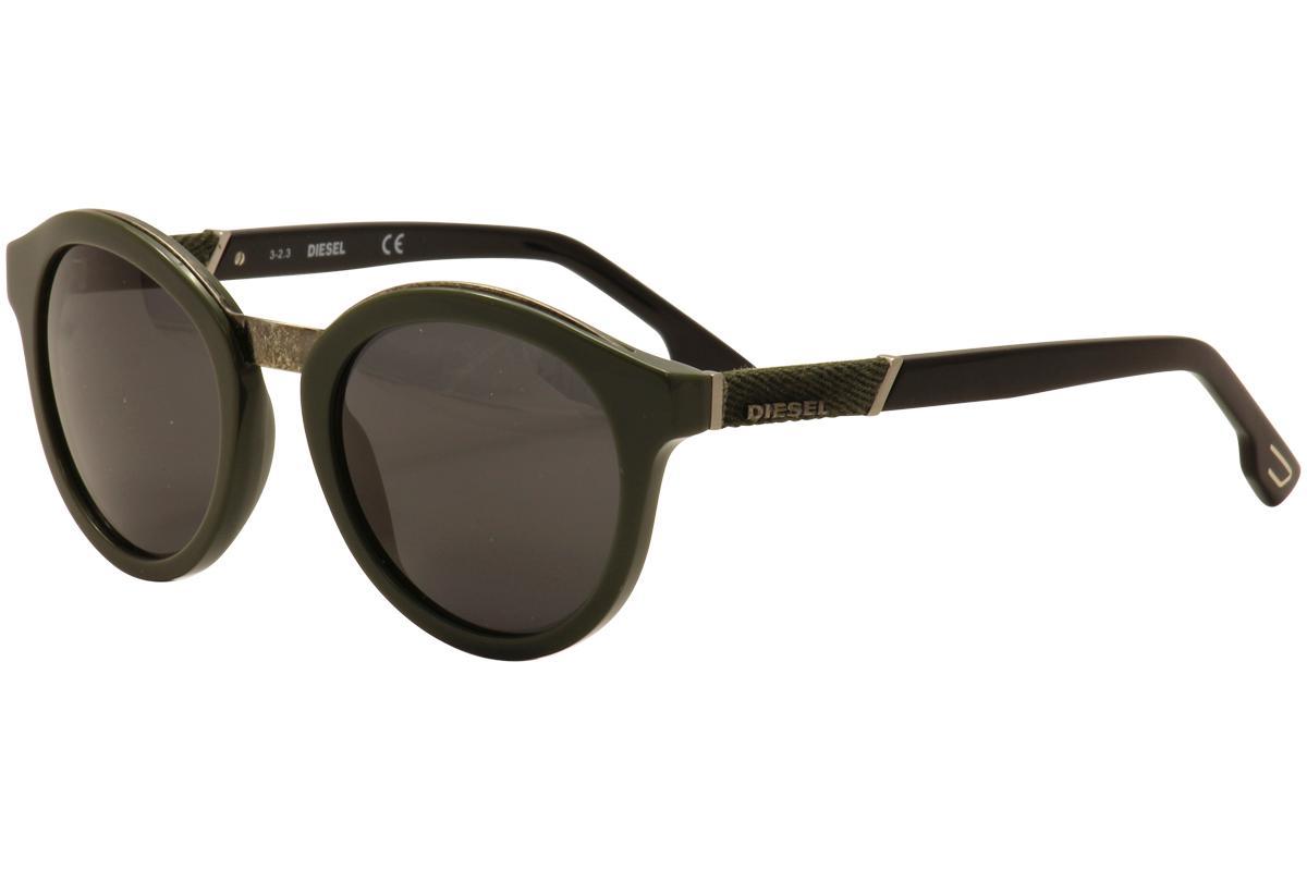 8dd218828f Diesel Men s DL0090 DL 0090 Fashion Sunglasses by Diesel