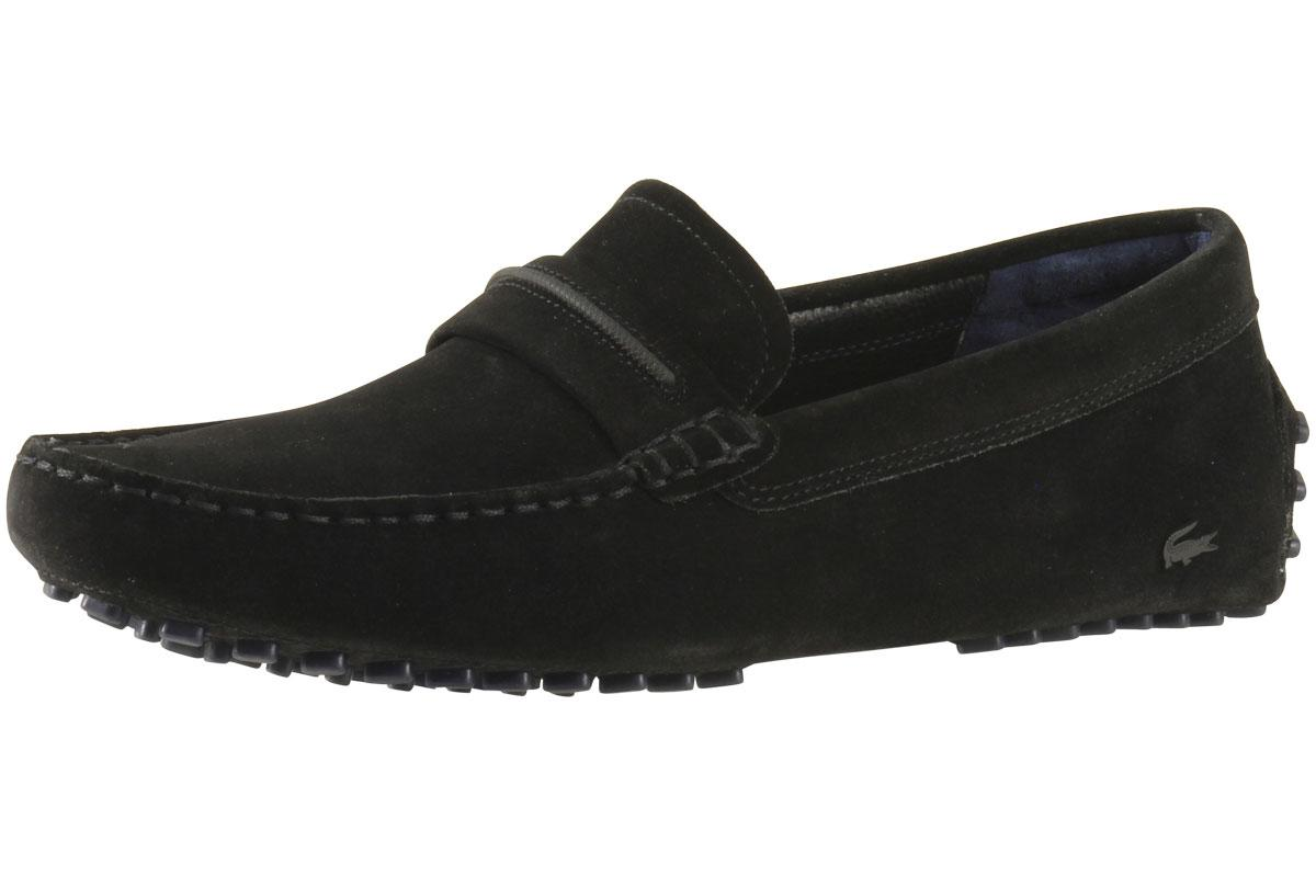 0ece8c43c2a9e8 Lacoste Men s Herron-117 Driving Moccasins Loafers Shoes by Lacoste