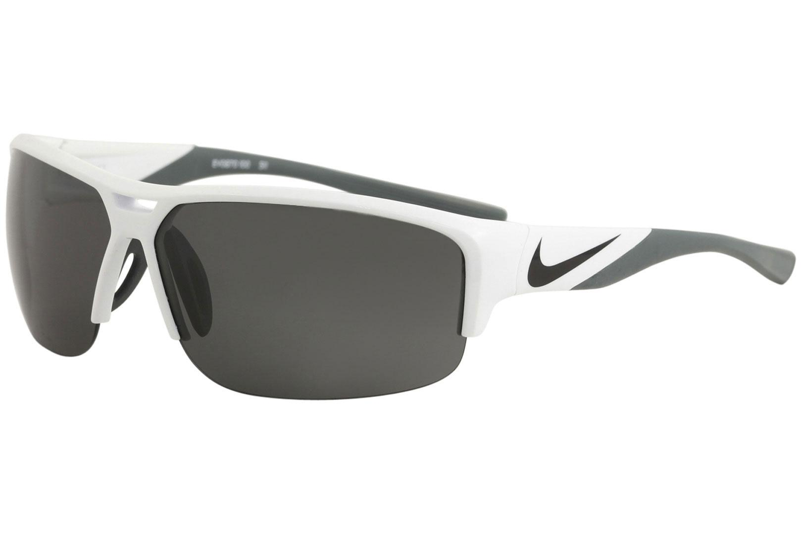 d8441f1f2aedf Nike Men's Golf X2 EV0870 EV/0870 Sport Wrap Sunglasses