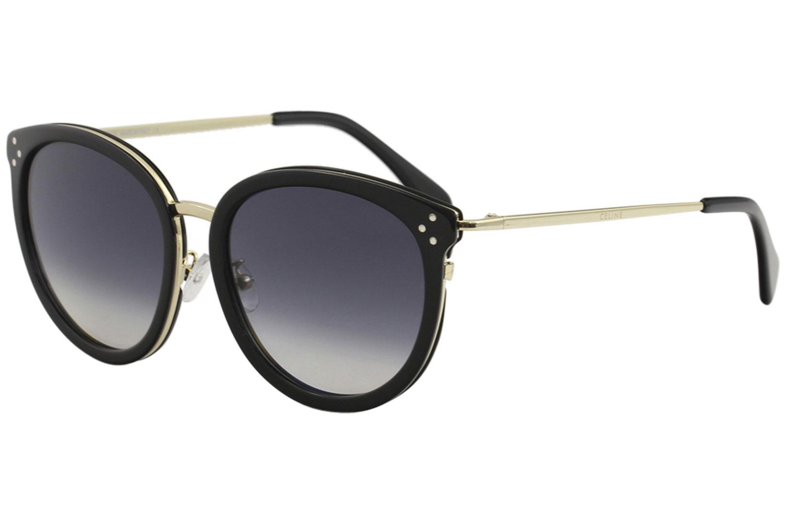 c22adfe7a314 Celine Women s CL40033F CL 40033 F Fashion Round Sunglasses by Celine.  Touch to zoom