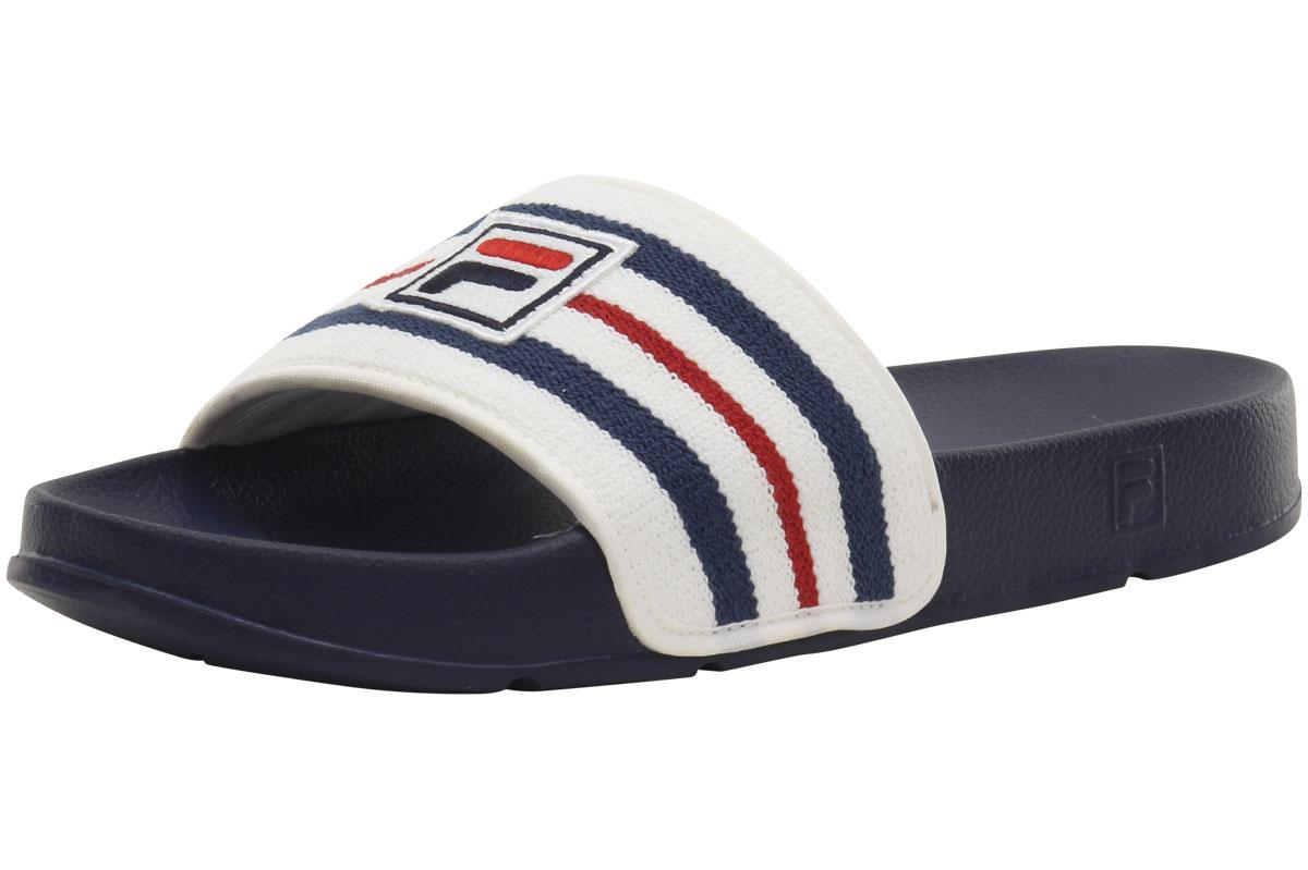 ce99b61a500b Fila Men s Tradition Pack Drifter Slides Sandals Shoes by Fila