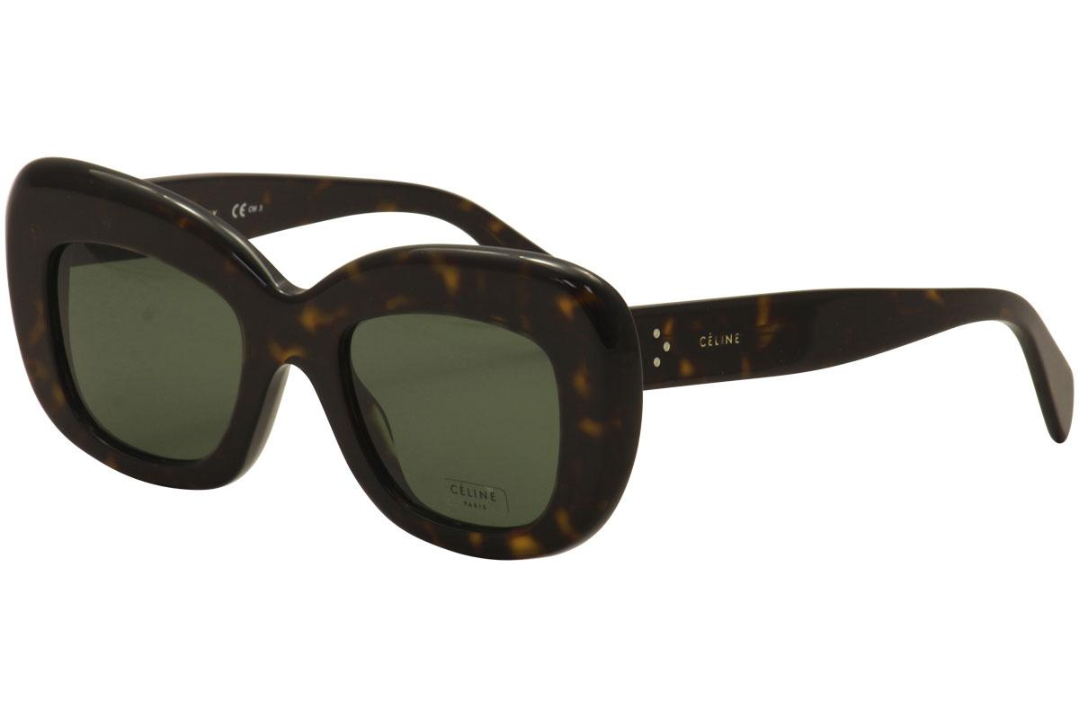 4b9c0c7c13f0 Celine Women s CL41432S CL 41432 S Fashion Sunglasses by Celine