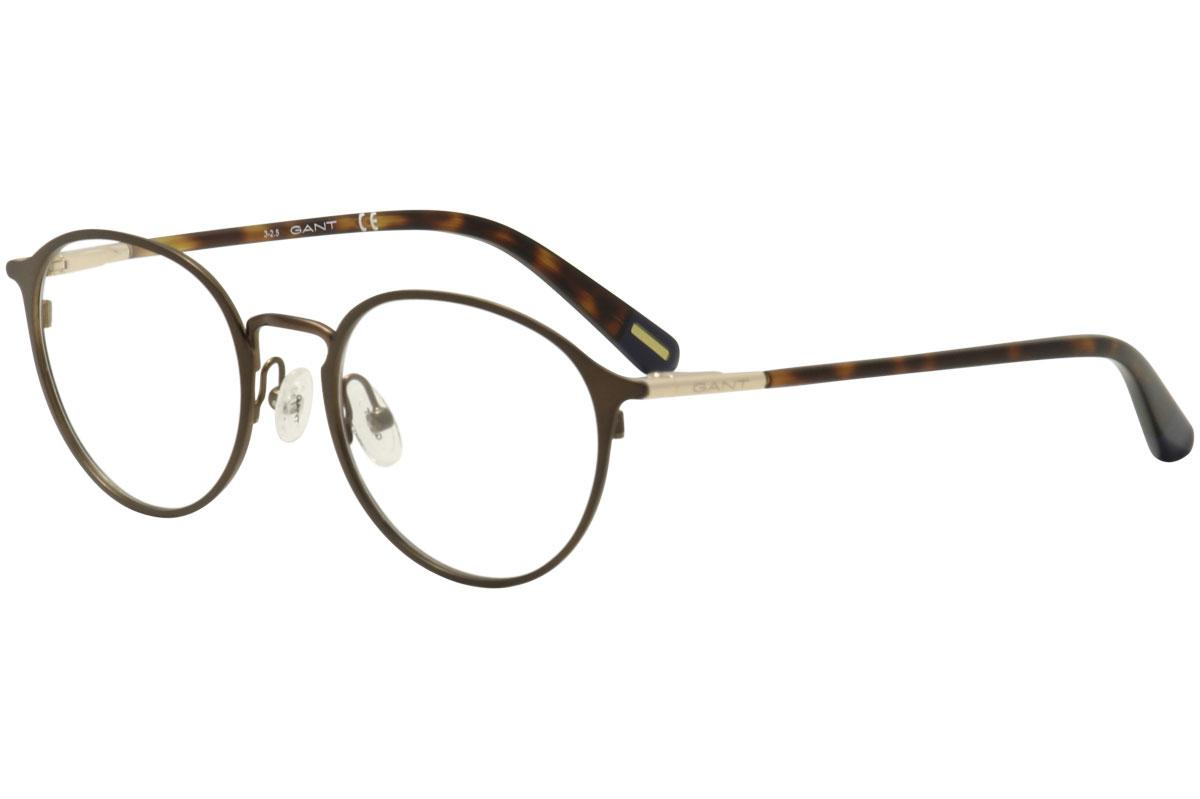 Gant Men\'s Eyeglasses GA3117 GA/3117 Full Rim Optical Frame