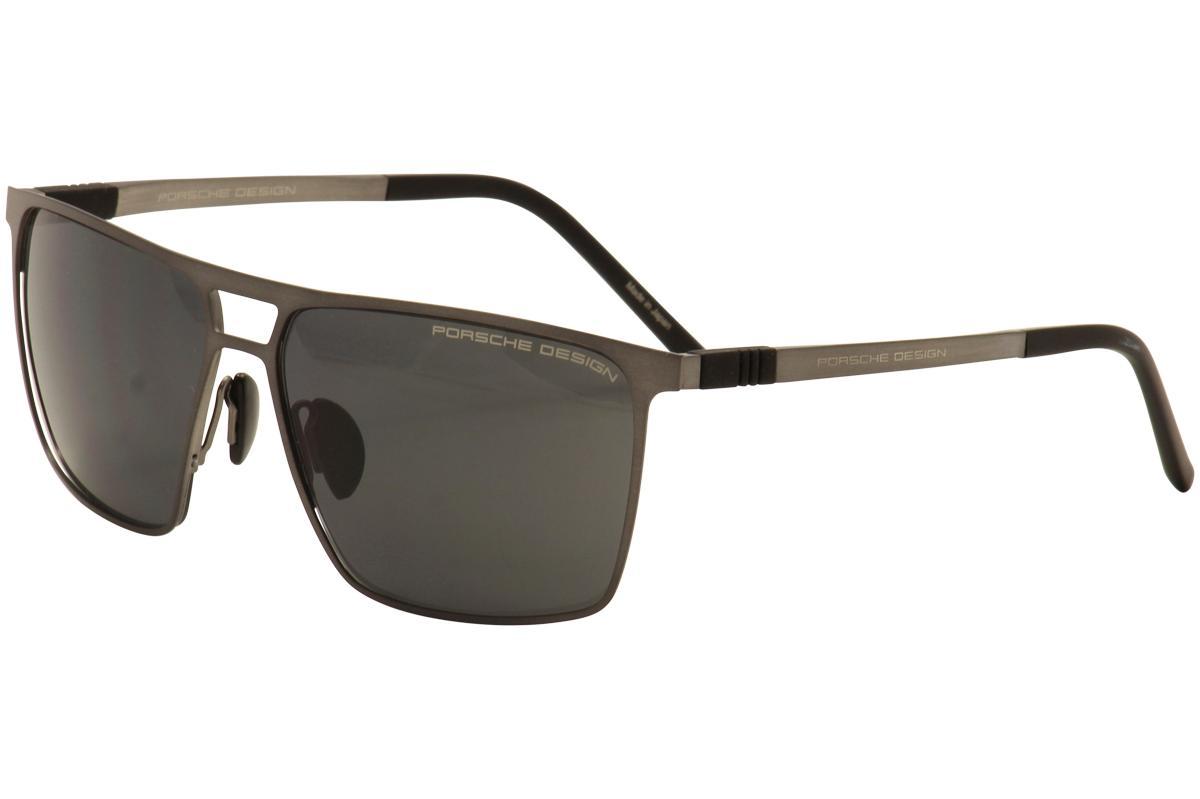 30a25239ea Porsche Design Men s P8610 P 8610 Sunglasses by Porsche Design