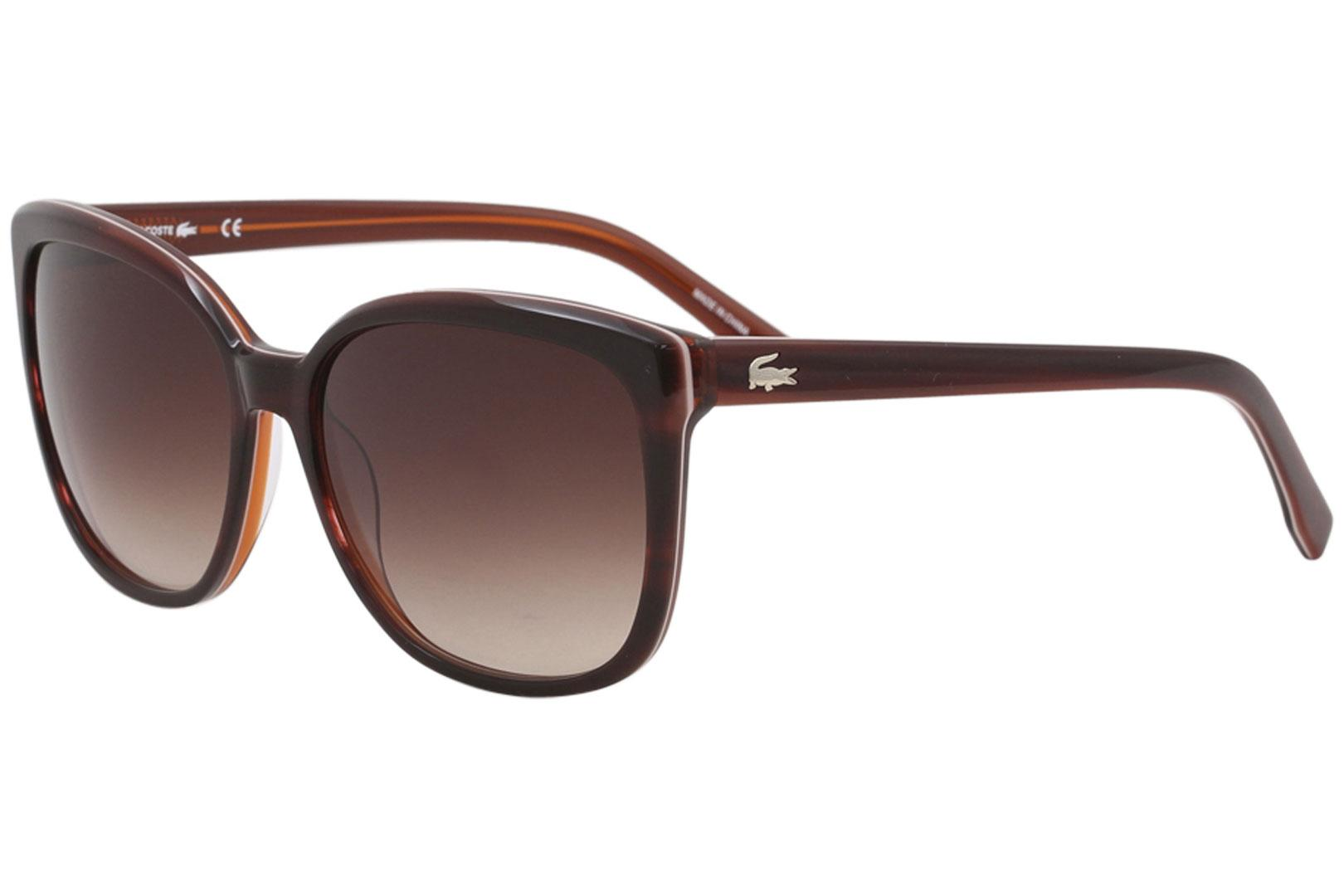 488e53c23e Lacoste Women s L747S L 747 S Fashion Square Sunglasses by Lacoste
