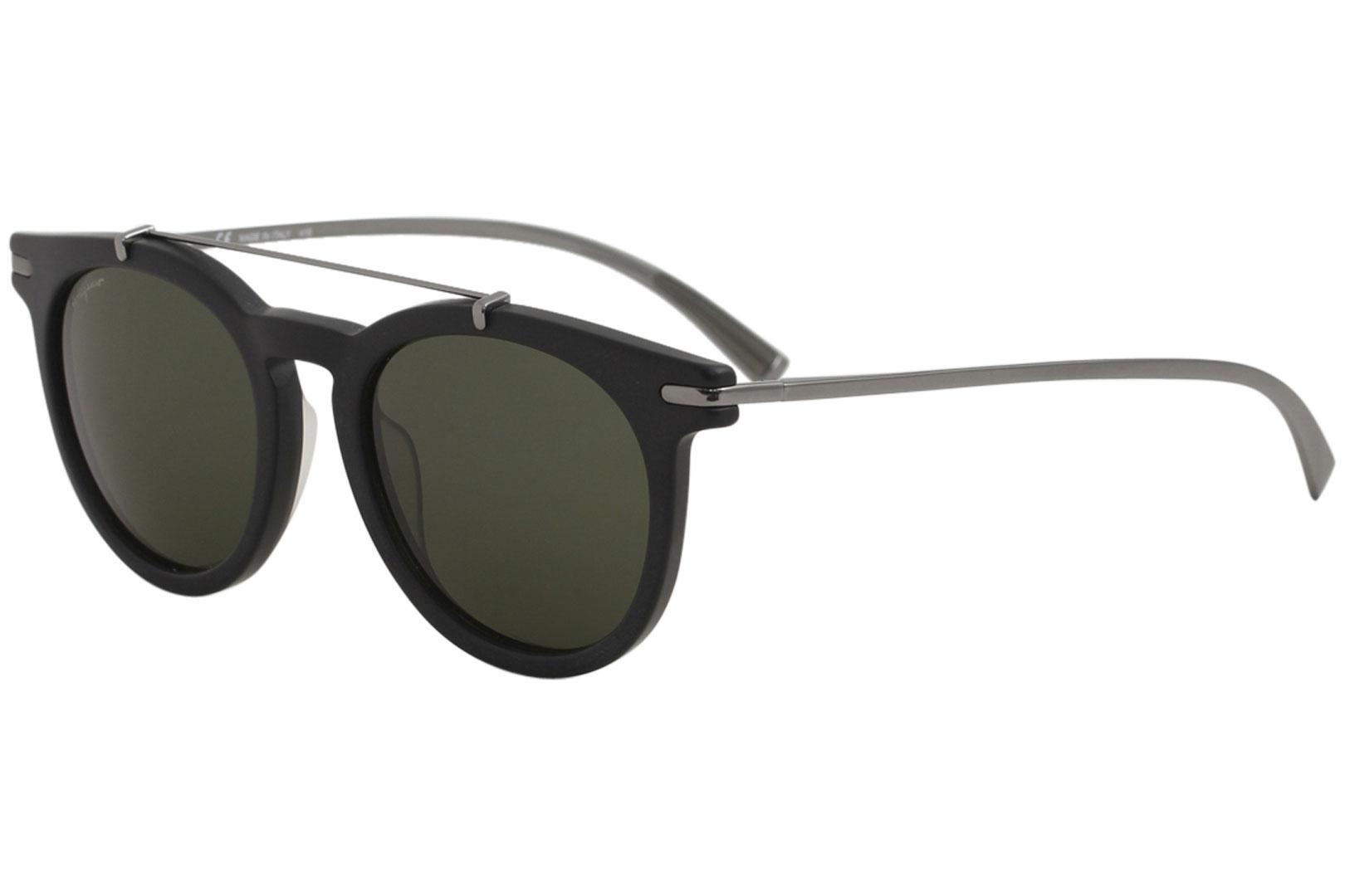 bf9101b32f8 Salvatore Ferragamo Women s S821S SF 821 S Fashion Round Sunglasses by Salvatore  Ferragamo
