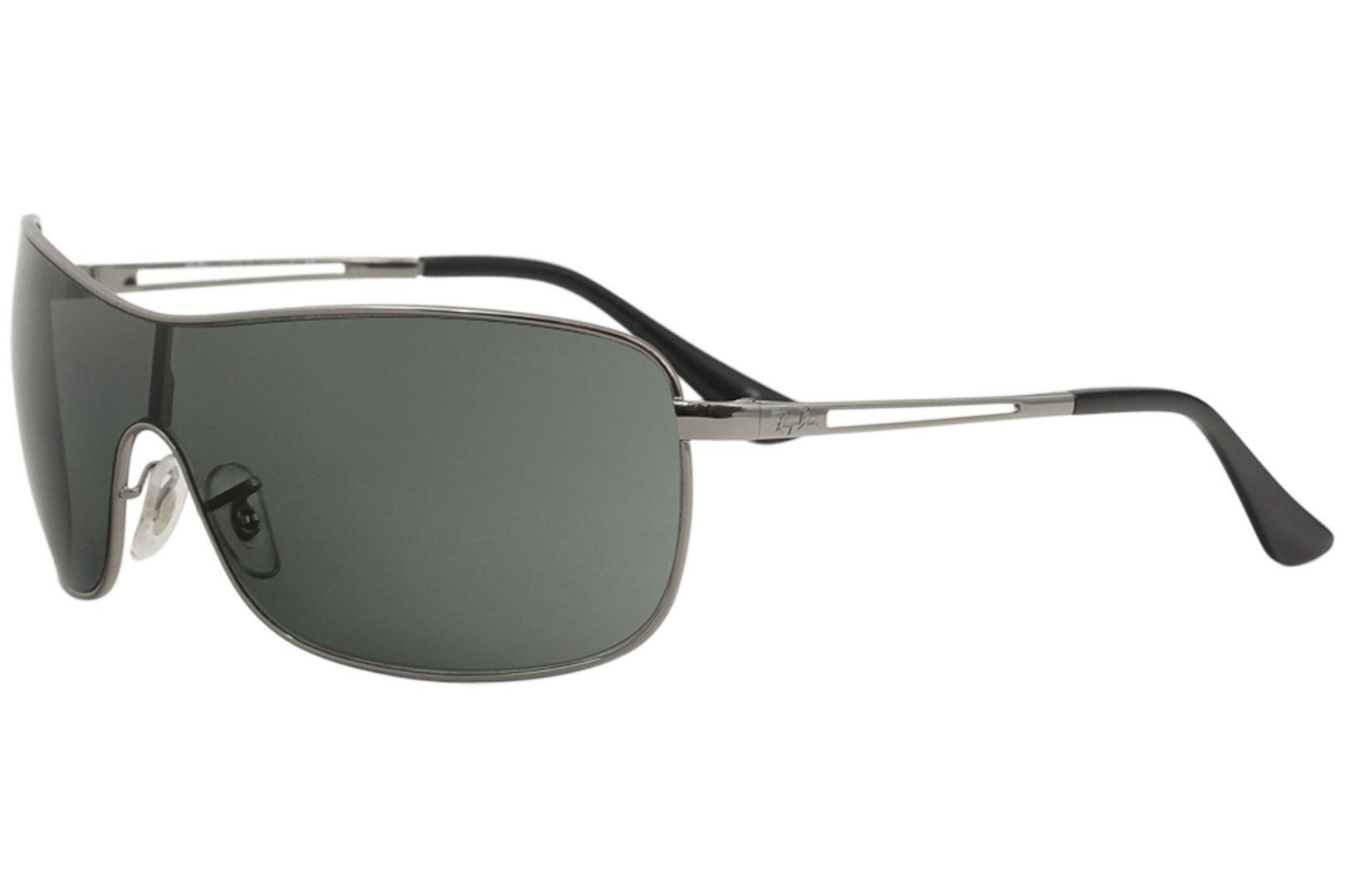 2ff994eec98892 Ray Ban Men s RB3466 RB 3466 RayBan Fashion Shield Sunglasses by Ray Ban