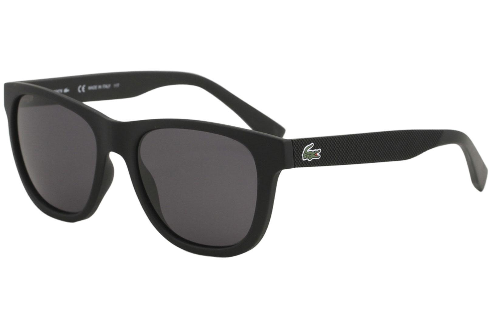 30996b1143d9 Lacoste Men s L848S L 848 S Fashion Square Sunglasses by Lacoste
