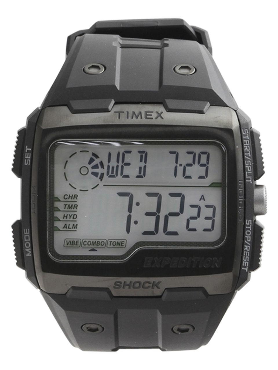 Timex Men s TW4B02500 Expedition Grid Shock Black Digital Watch
