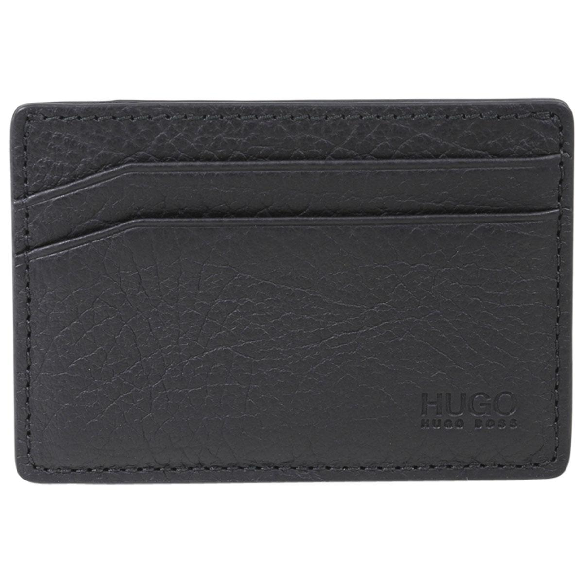 Hugo Boss Men's Victorian Genuine Leather Money Clip Wallet