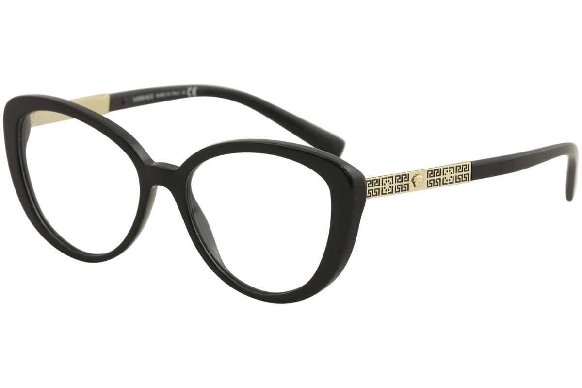 c5875c34080a8 Versace Women s Eyeglasses VE3229 VE 3229 Full Rim Optical Frame by Versace