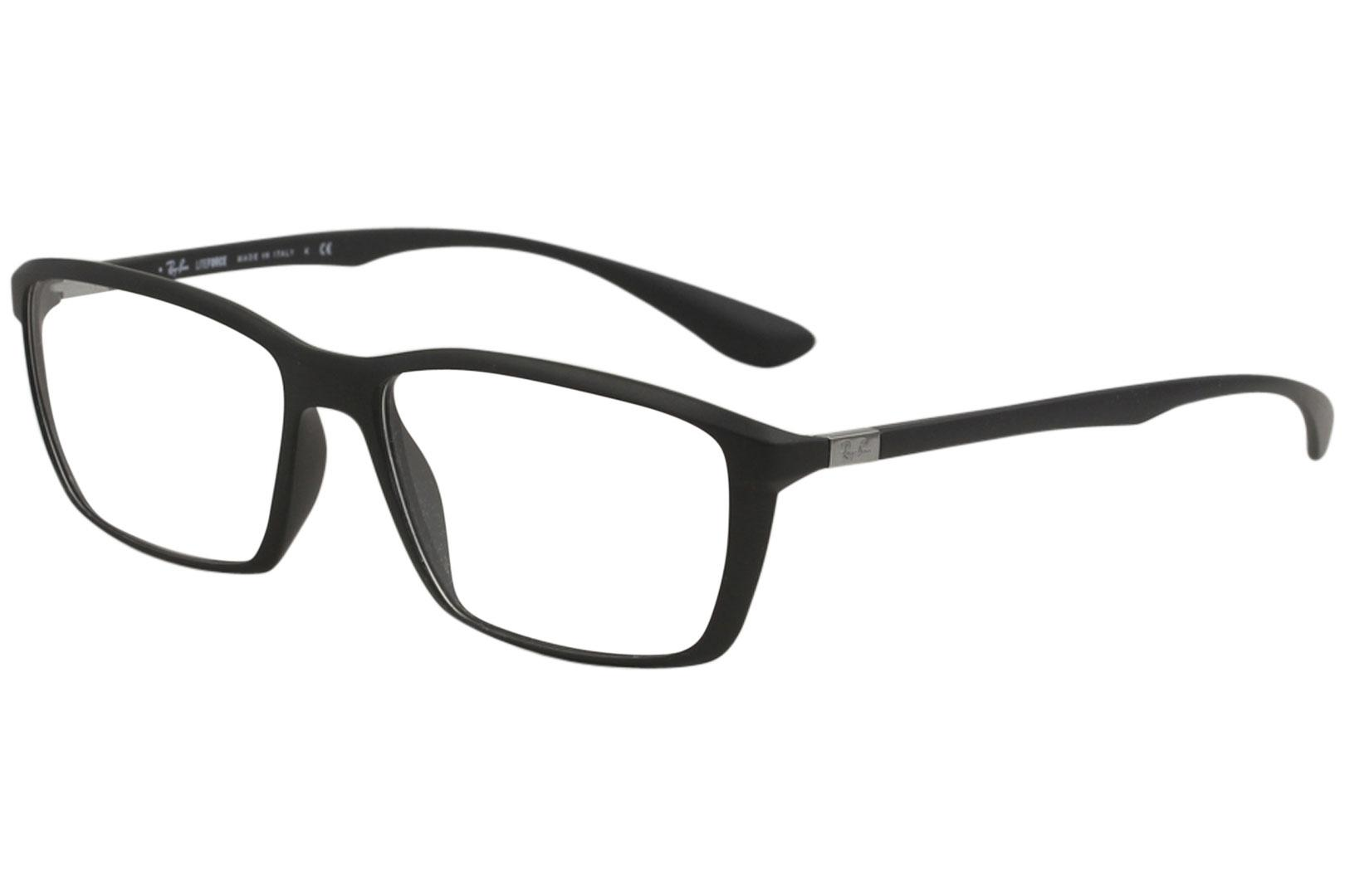 847175a401 ... shopping ray ban mens liteforce eyeglasses rx7018 rx 7018 rayban full  rim optical frame by ray