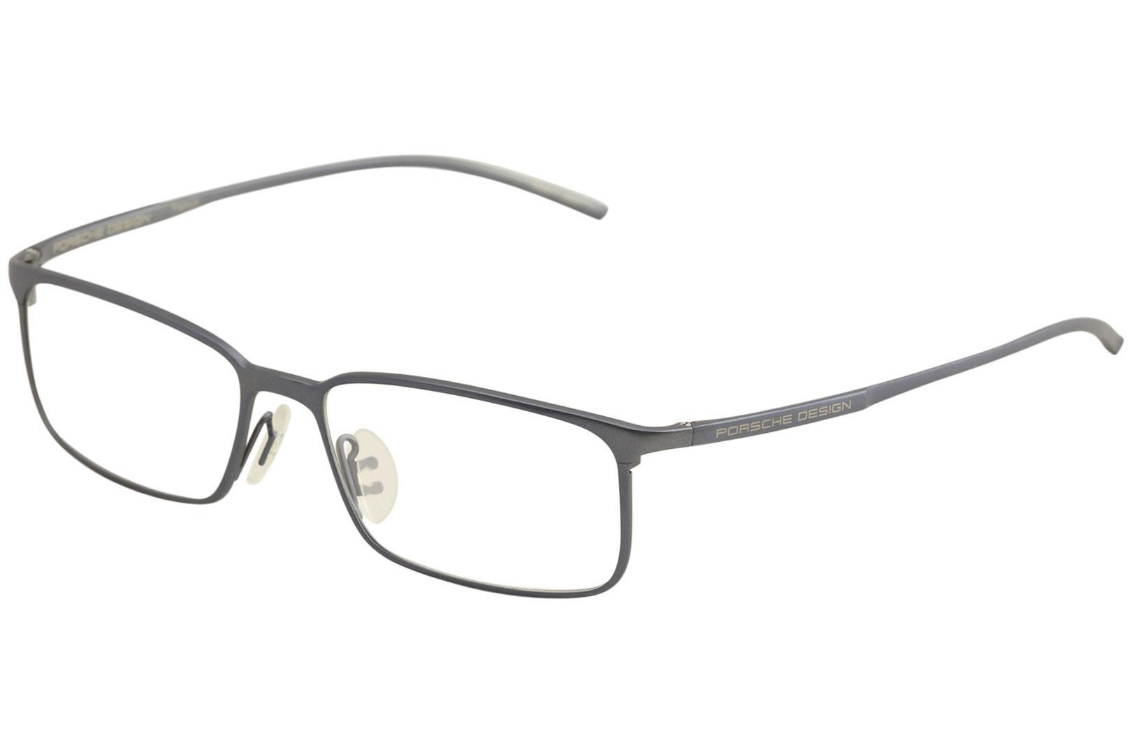 bd8da3250c6 Porsche Design Men s Eyeglasses P8187 P 8187 Full Rim Titanium Optical Frame  by Porsche Design