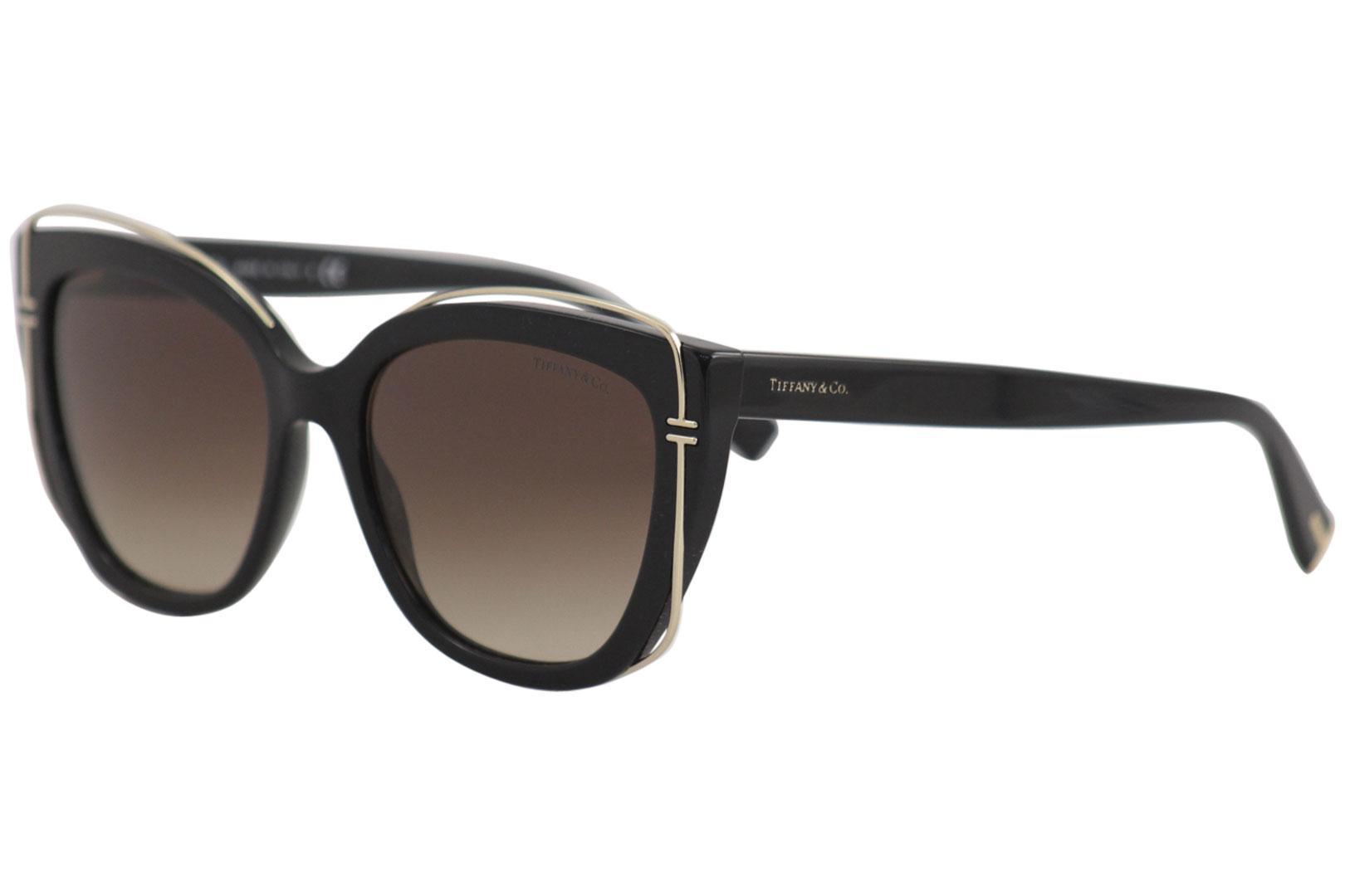 cf08d255bc Women s TF4148 TF 4148 Fashion Cat Eye Sunglasses by Tiffany   Co.