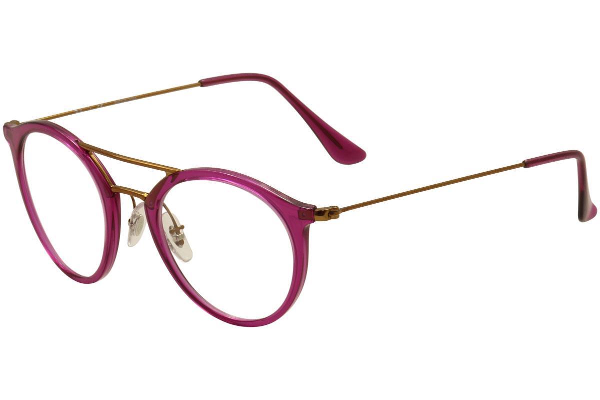 26bfeb2893 Ray Ban Women s Eyeglasses RB7097 RB 7097 Full Rim Optical Frame by Ray-Ban