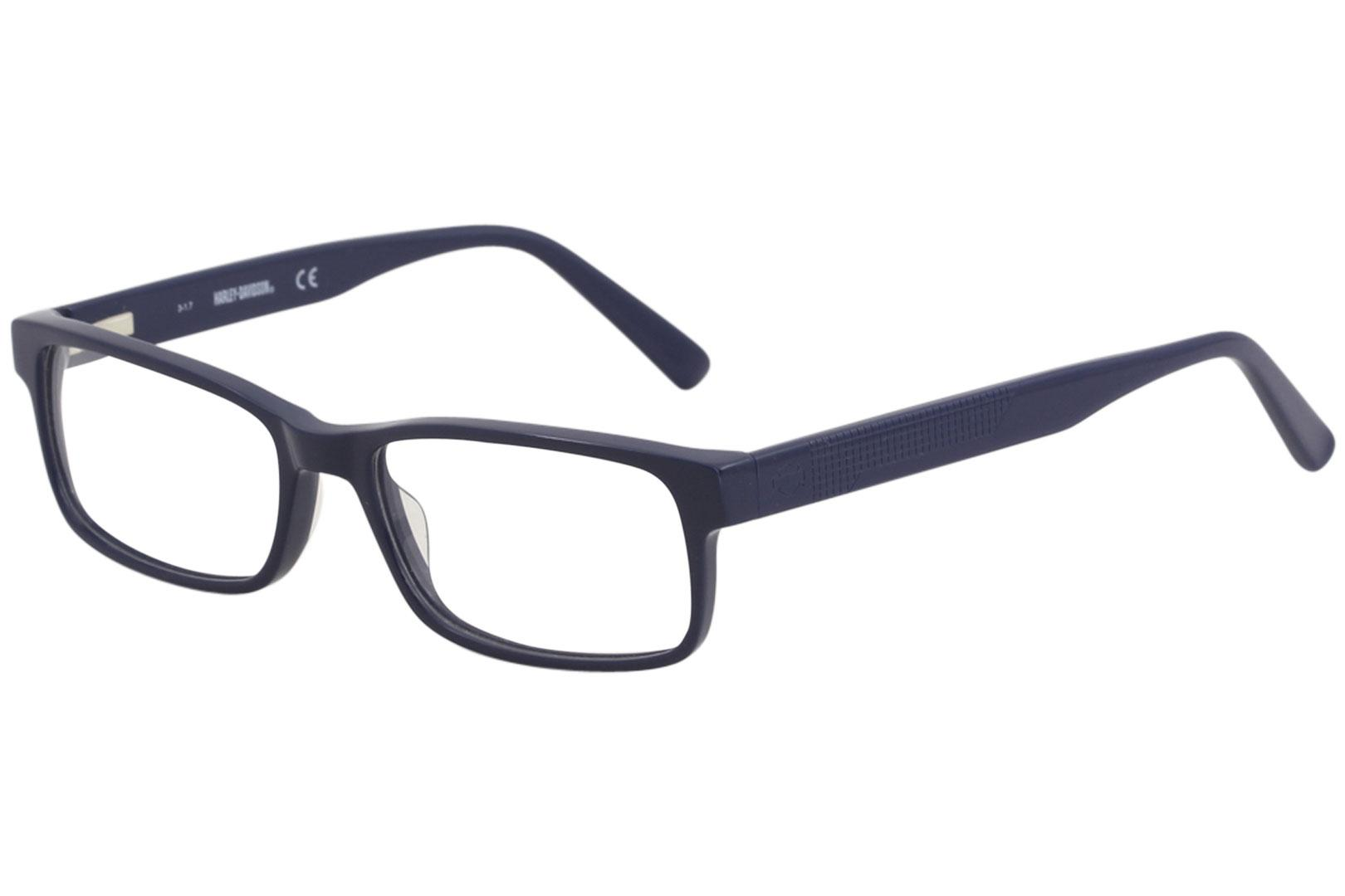 74855d6128 Harley-Davidson Men s Eyeglasses HD0745 HD 0745 Full Rim Optical Frame by  Harley-Davidson