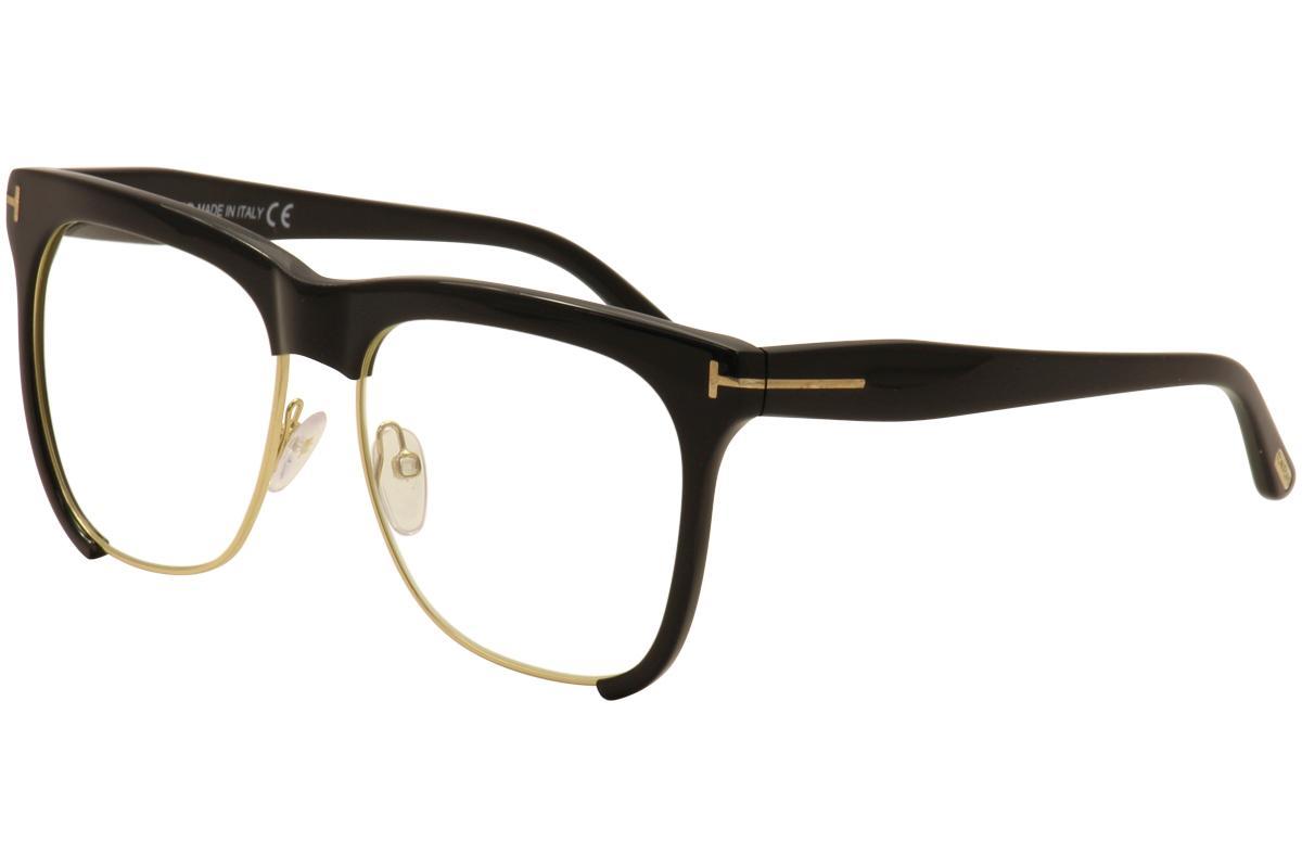 9cf0eb3141e3b Tom Ford Women s Eyeglasses Thea TF366 TF 366 Full Rim Optical Frame by Tom  Ford