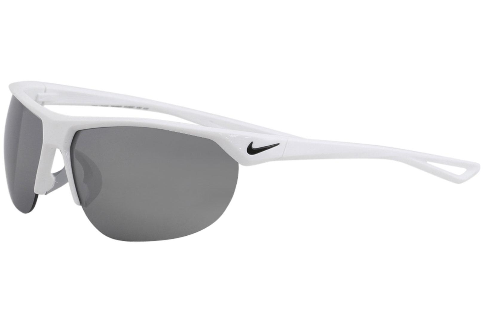 2858340dd91 Nike Cross Trainer Men s Sunglasses Fashion Rectangle Frame