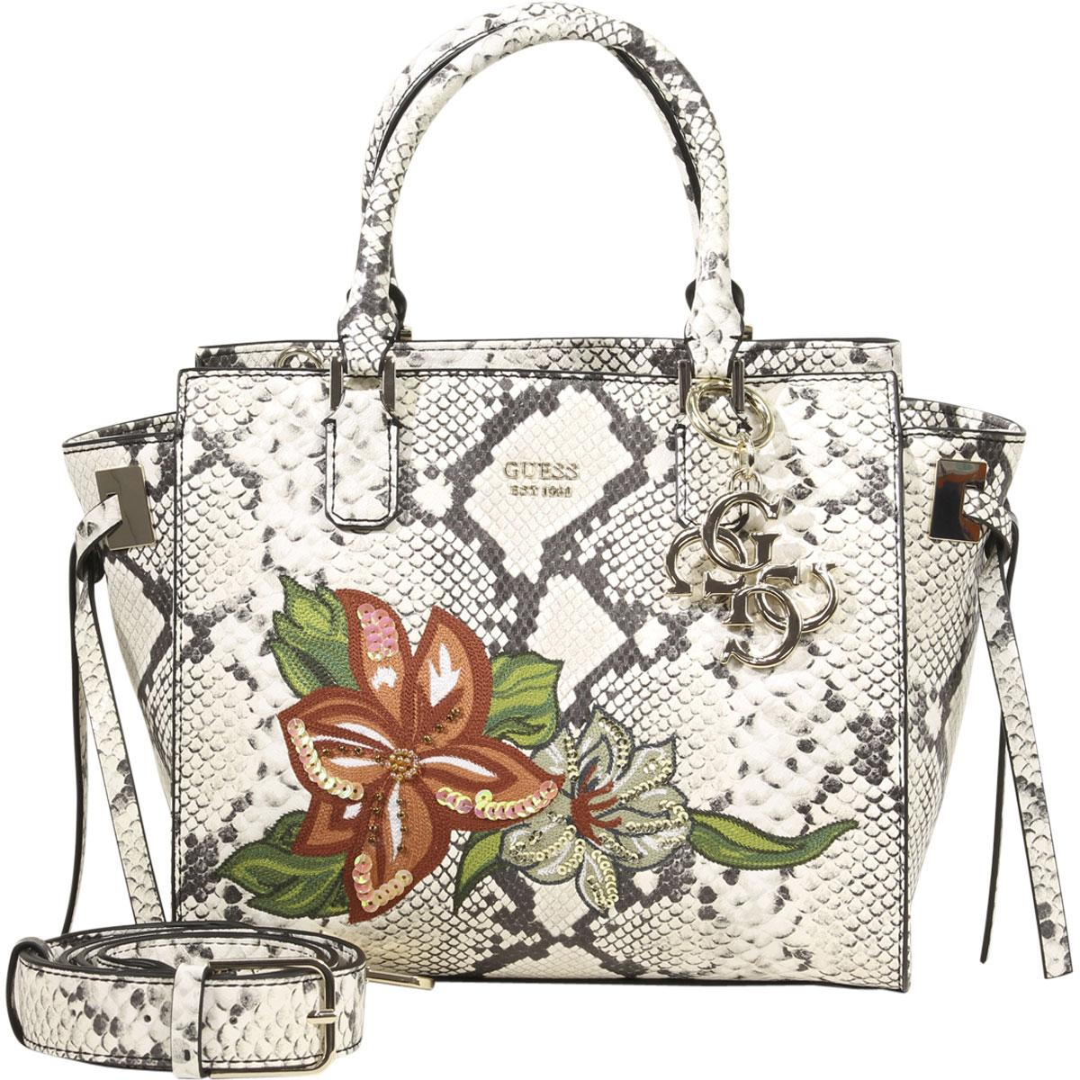 Guess Women s Digital Status Satchel Handbag by Guess 2d964cf2e1