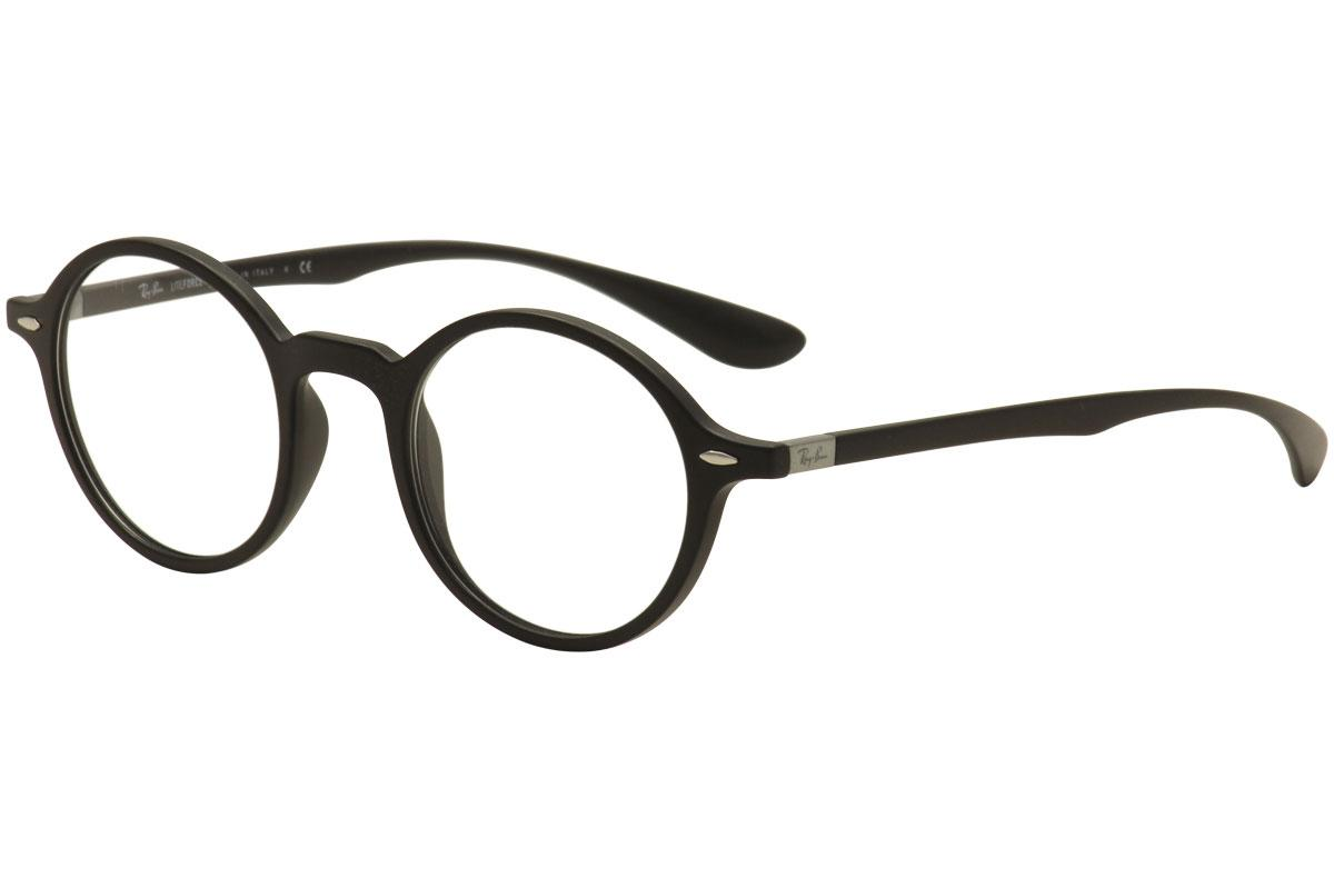76480a5660 Ray Ban Men s LiteForce Eyeglasses RB7069F RB 7069 F Full Rim Optical Frame  by Ray-Ban
