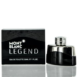 MONTBLANC LEGEND/MONT BLANC EDT SPRAY 1.0 OZ (M)