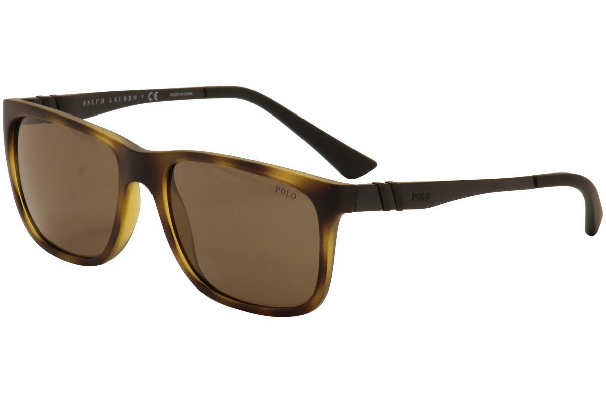 93eae3363c27 Polo Ralph Lauren Men's PH4088 PH/4088 Sunglasses by Polo Ralph Lauren