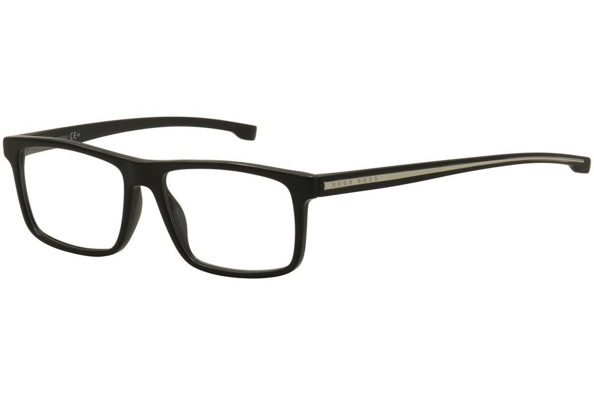 Hugo Boss Men\'s Eyeglasses 0876 Full Rim Optical Frame