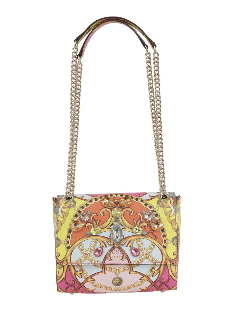 Guess Women's Jori Convertible Crossbody Handbag