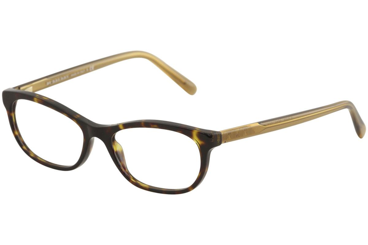 6a05ad8b0b70 Burberry Women s Eyeglasses BE2180 BE 2180 Full Rim Optical Frame by  Burberry