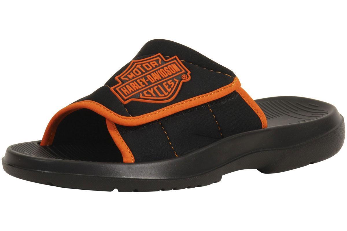 c0dd5d53433e Harley Davidson Men s Reyes Slides Sandals Shoes by Harley Davidson