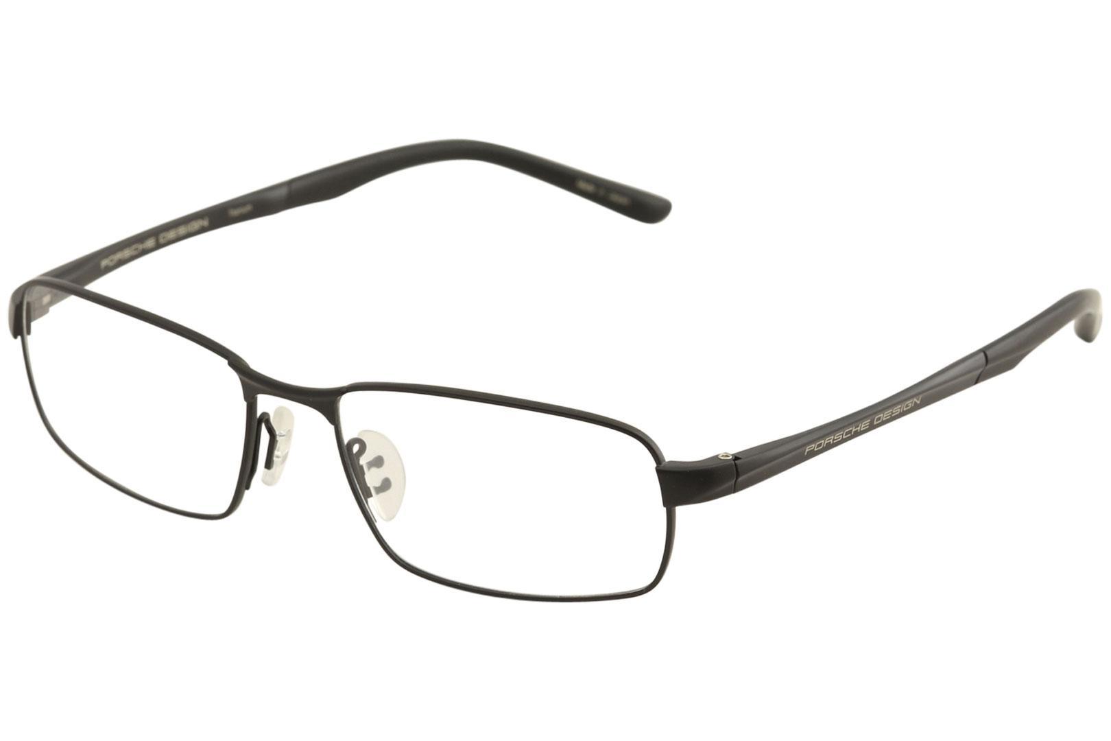 22a4acf866a Porsche Design Men s Eyeglasses P8212 P 8212 Full Rim Titanium Optical Frame  by Porsche Design