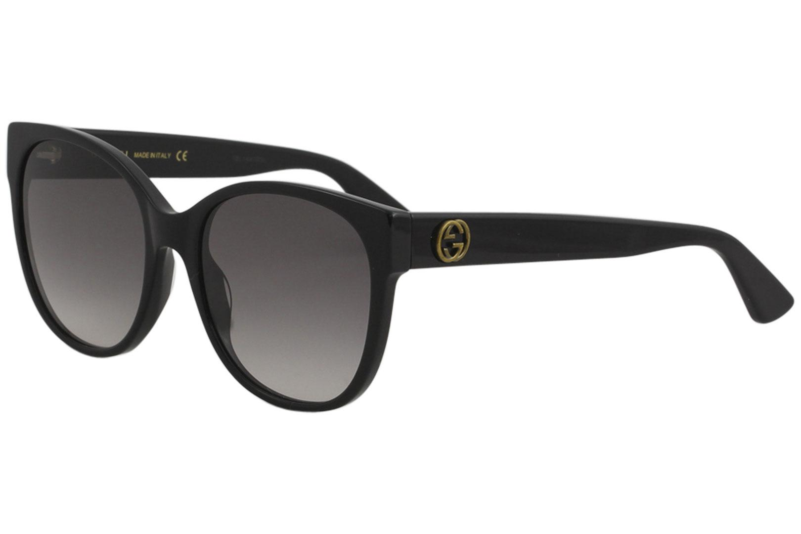 dbea5e6c59 Gucci Women s Sensual Romantic GG0097S GG 0097 S Fashion Cat Eye Sunglasses  by Gucci. Hover to zoom