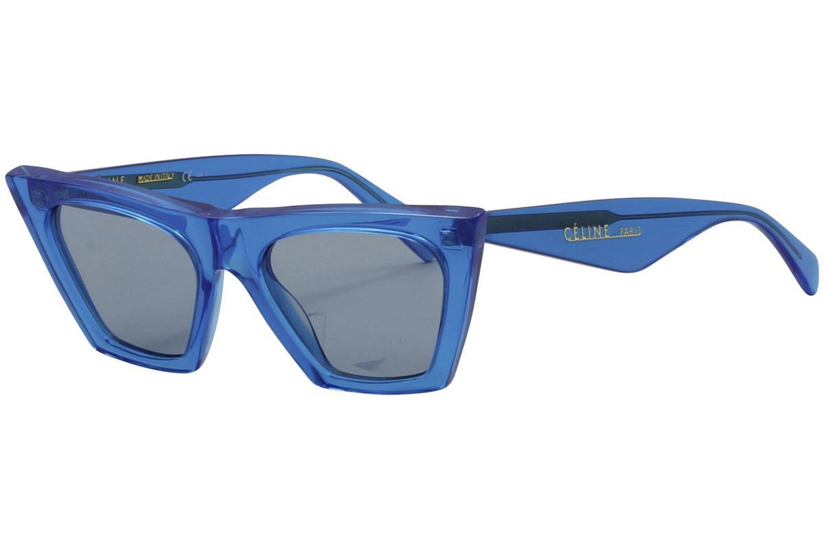 a6acbf2e282 Celine Women s CL41468S CL 41468 S Cat Eye Sunglasses by Celine