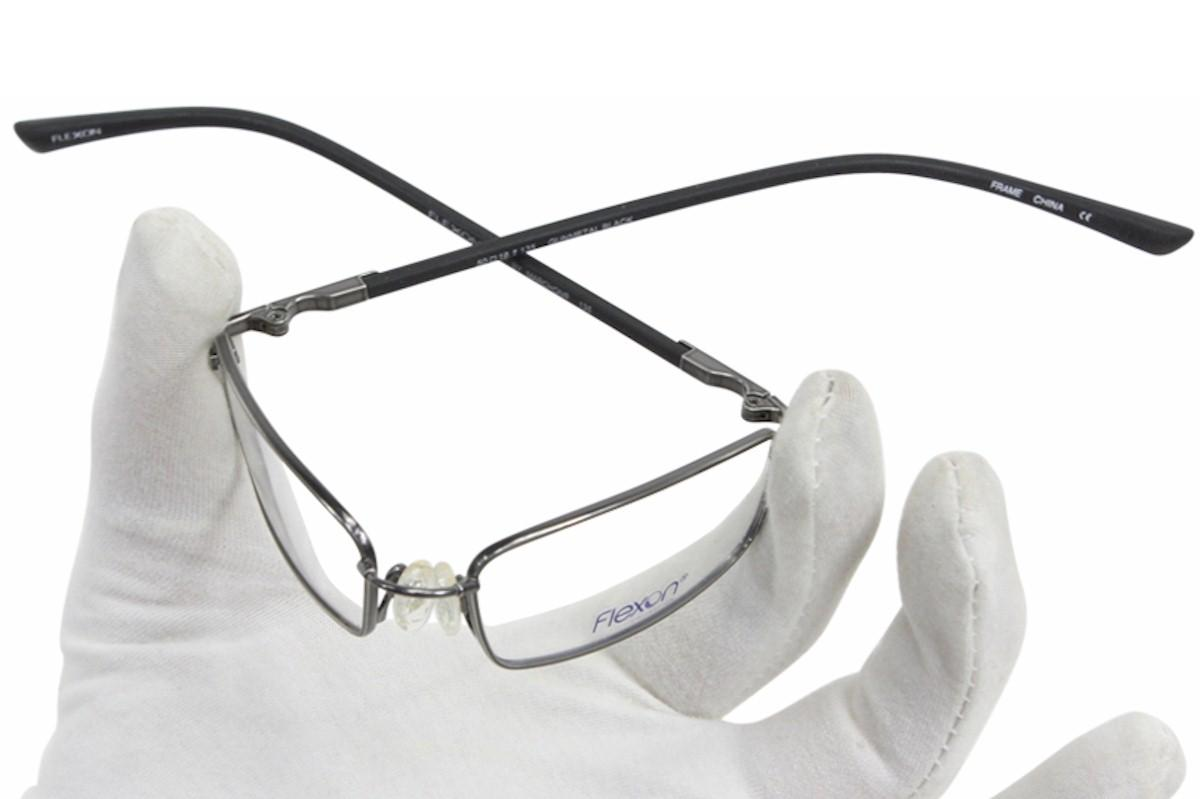 Flexon Flex Bend Memory Metal Readers Men\'s Reading Glasses Titanium