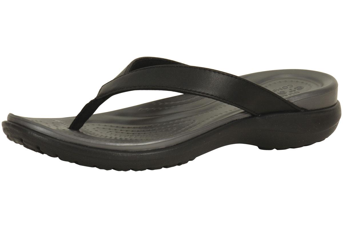 1231b31572b0 Crocs Women s Capri-V Thong Flip Flops Sandals Shoes by Crocs