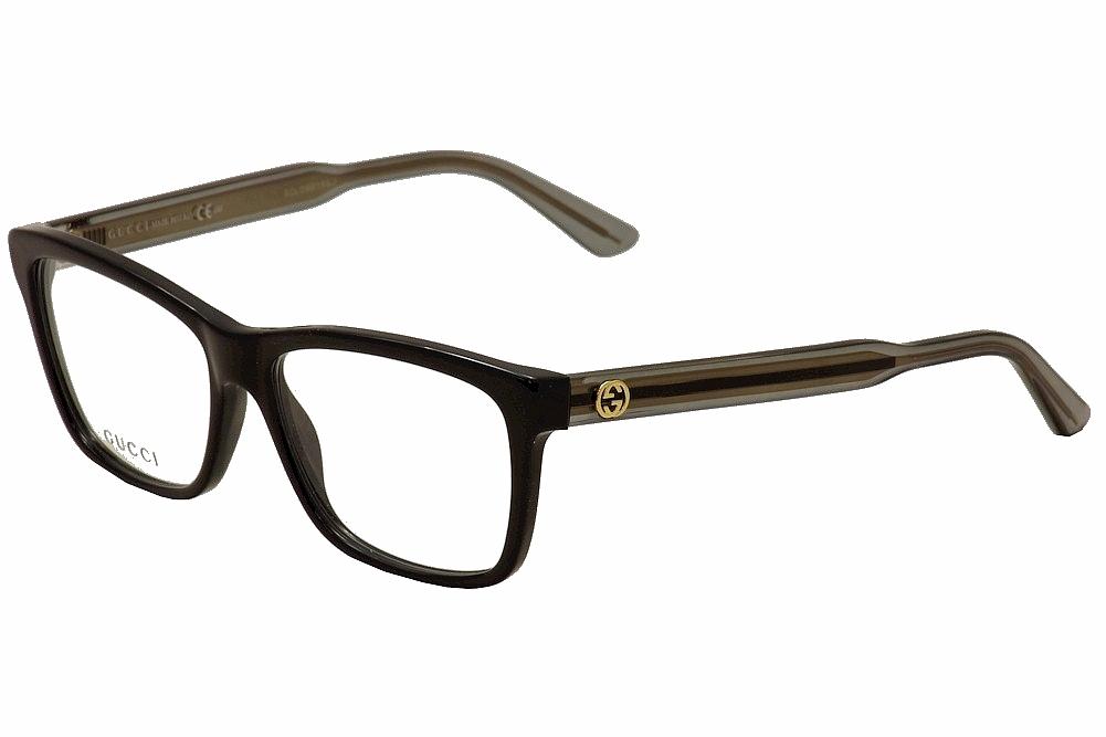 488e01d57918 Gucci Women's Eyeglasses GU3765 GU/3765 Full Rim Optical Frame by Gucci