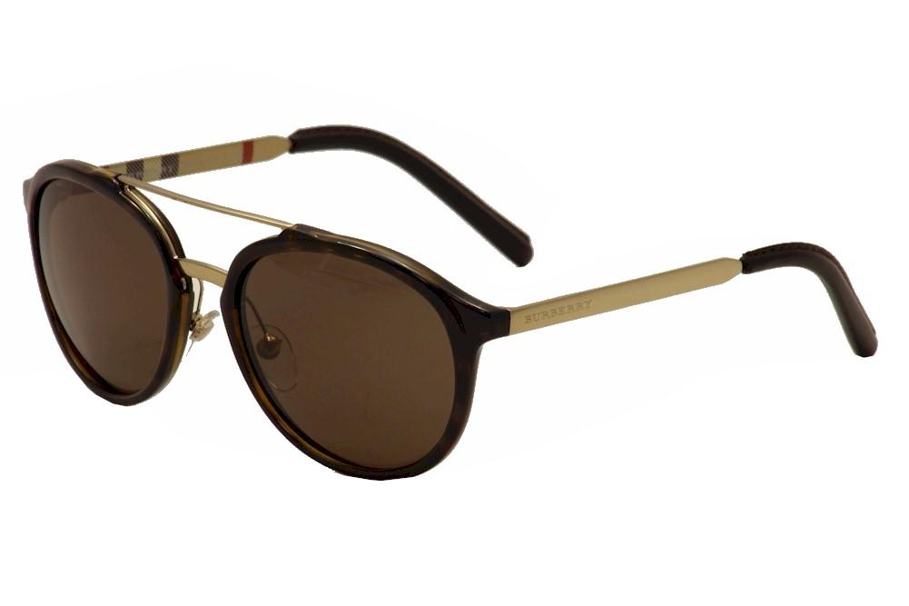 b099189a1b Burberry Men s BE 4168Q 4168 Q Pilot Sunglasses by Burberry